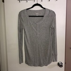 Aerie- Oversized Long Sleeve
